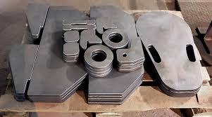 Заготовки из стального листа